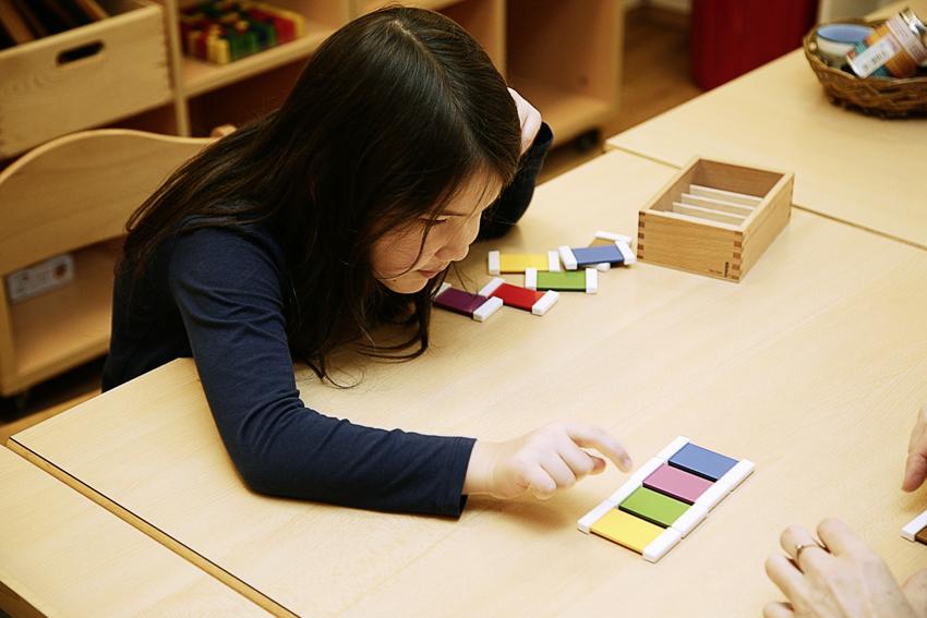 Wurzelkinder - Montessori